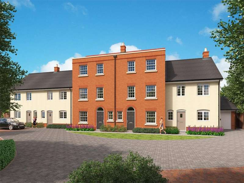 3 Bedrooms End Of Terrace House for sale in Station Road, Whitchurch, Hampshire