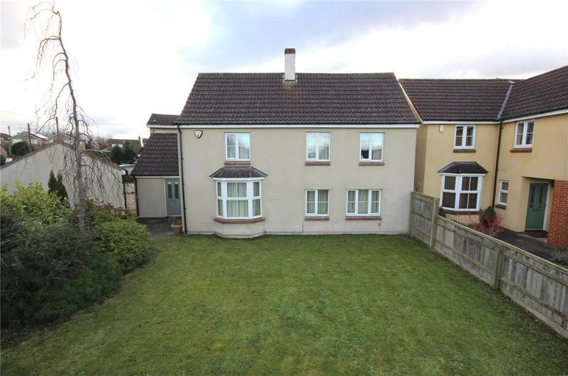 4 Bedrooms Detached House for sale in Rock Lane, Stoke Gifford, Bristol, BS34