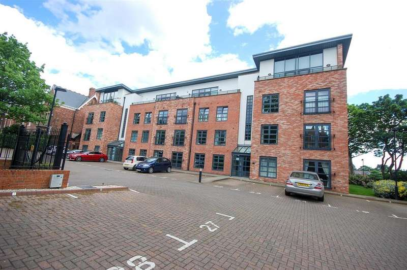 2 Bedrooms Apartment Flat for sale in Thornlea Court, Thornhill, Sunderland