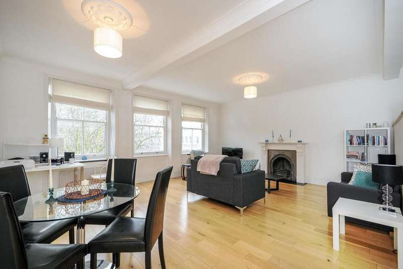 2 Bedrooms Flat for sale in Courtfield Gardens, South Kensington
