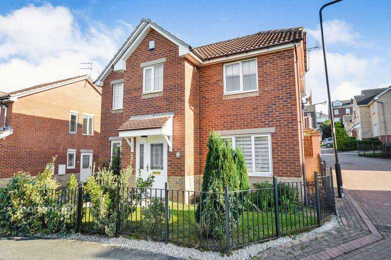 4 Bedrooms Detached House for sale in Oxley Court, Broom, Rotherham