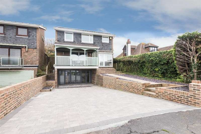5 Bedrooms Detached House for sale in Longhill Road, Ovingdean, Brighton, BN2