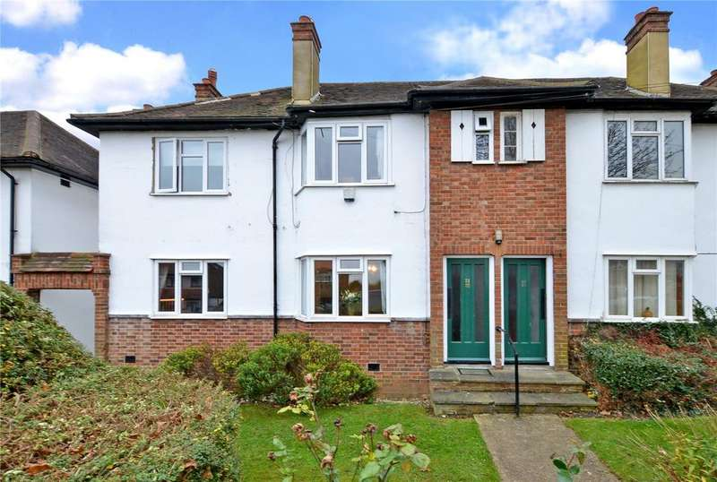 2 Bedrooms Flat for sale in The Maisonettes, Alberta Avenue, Cheam, Sutton, SM1
