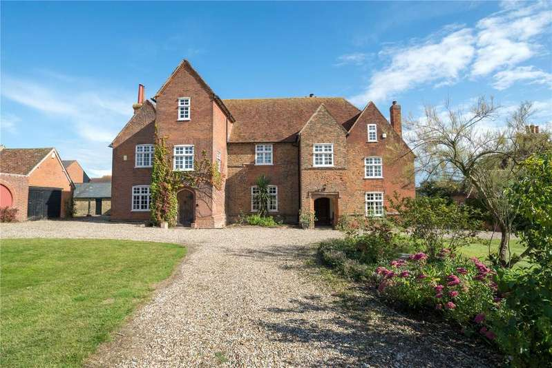7 Bedrooms Detached House for sale in Monkton Street, Monkton, Ramsgate, Kent