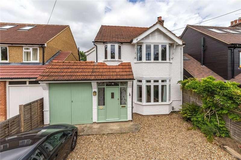 5 Bedrooms Detached House for sale in Sandridge Road, St. Albans, Hertfordshire