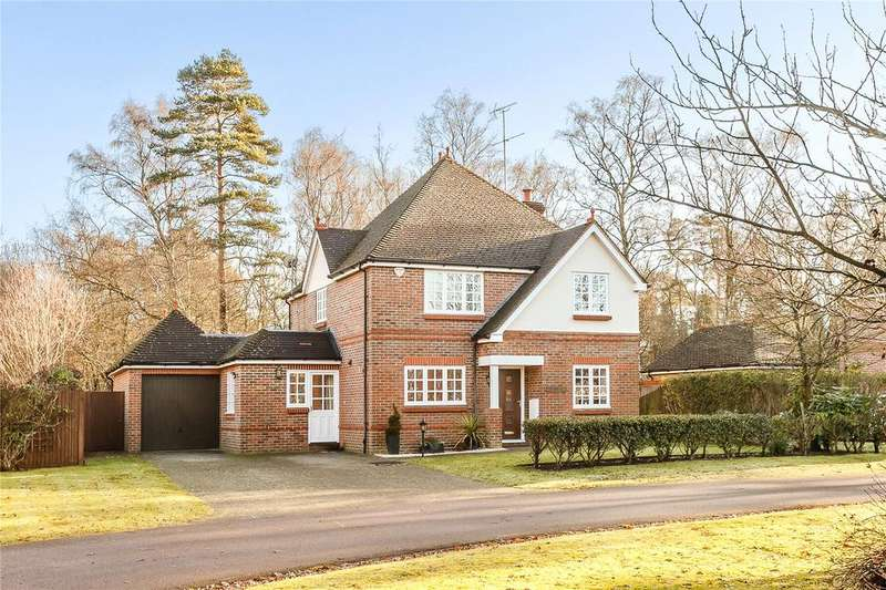 4 Bedrooms Detached House for sale in Kings Ride, Ascot, Berkshire