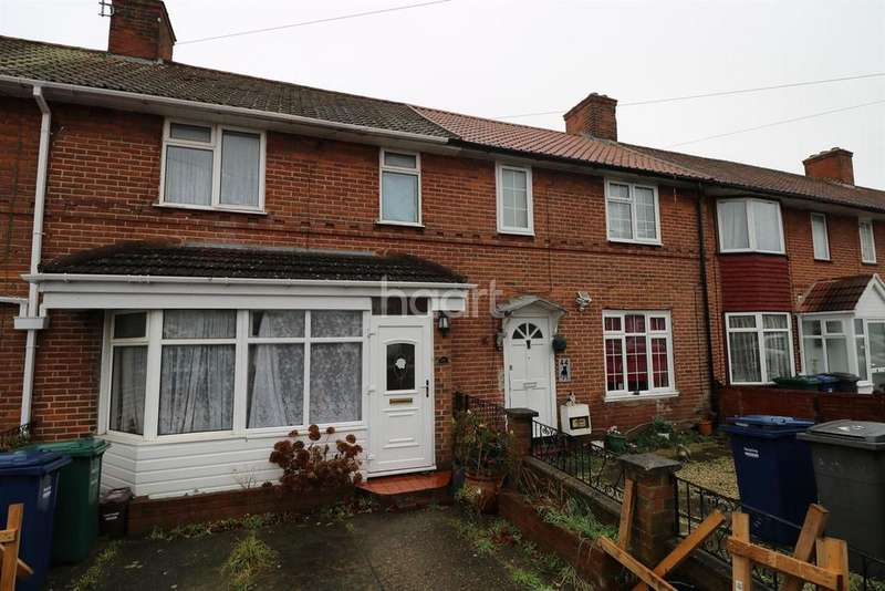 3 Bedrooms Terraced House for sale in Abbots Road, Edgware, HA8