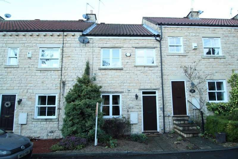 3 Bedrooms Terraced House for rent in LOW WAY, BRAMHAM, WETHERBY, LS23 6QT