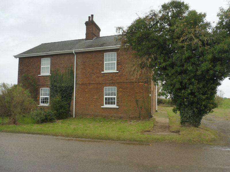 3 Bedrooms Semi Detached House for rent in Rushy Drove, Donington