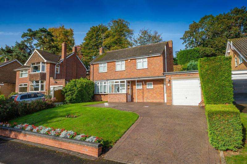 3 Bedrooms Detached House for sale in Firsway, Wightwick, Wolverhampton