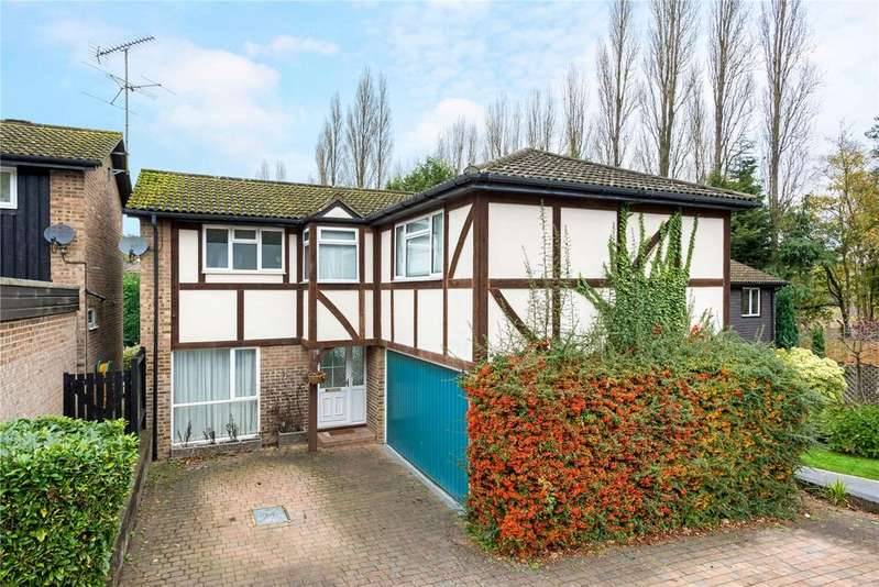 4 Bedrooms Detached House for sale in Cavendish Meads, Ascot, Berkshire, SL5