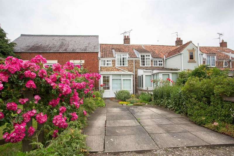 2 Bedrooms Cottage House for sale in Chapel Row, Marton, Sinnington