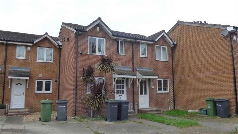 2 Bedrooms Terraced House for sale in John Silkin Lane, London