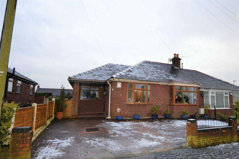 3 Bedrooms Semi Detached Bungalow for sale in Richmond Road, Manchester