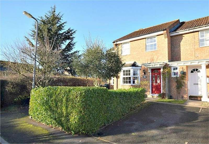 3 Bedrooms End Of Terrace House for sale in Balmoral Road, ABBOTS LANGLEY, Hertfordshire