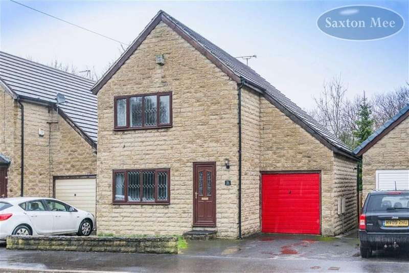 3 Bedrooms Detached House for sale in Wood Royd Road, Deepcar, Sheffield, S36