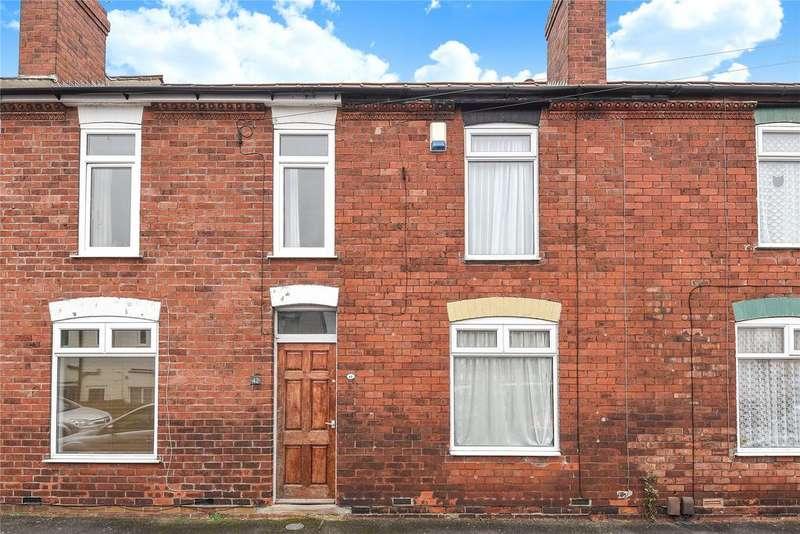 2 Bedrooms Terraced House for sale in Westcliffe Street, Lincoln, LN1