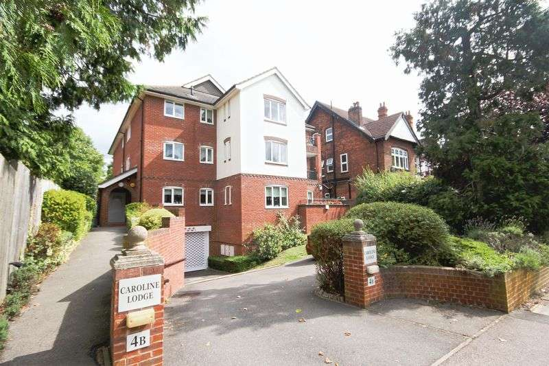2 Bedrooms Property for sale in Caroline Lodge, 4b The Avenue Hatch End, Pinner