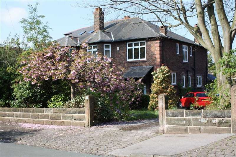 4 Bedrooms Semi Detached House for rent in Enville Road, Bowdon