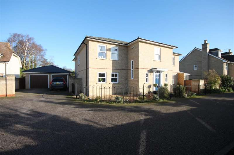 5 Bedrooms Detached House for rent in Cossington Close, Cottenham