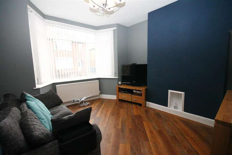 3 Bedrooms Semi Detached House for sale in Britain Avenue, Middlesbrough