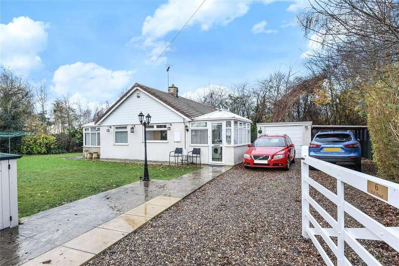 3 Bedrooms Detached Bungalow for sale in Hall Road, Great Hale, NG34