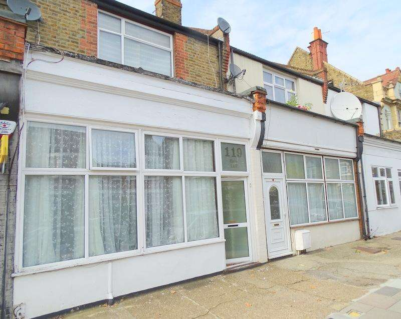 1 Bedroom Flat for sale in Oaklands Road, Hanwell