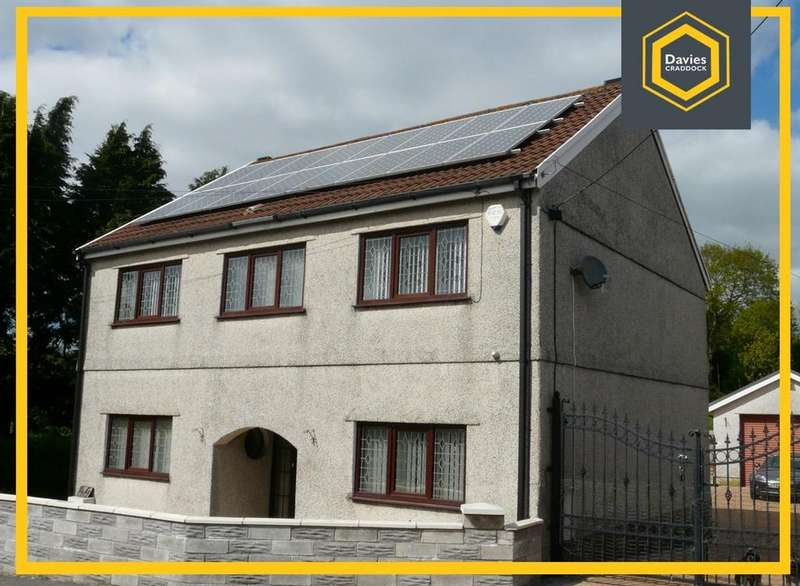 3 Bedrooms Detached House for sale in Cwmfelin Road, Llanelli, SA14