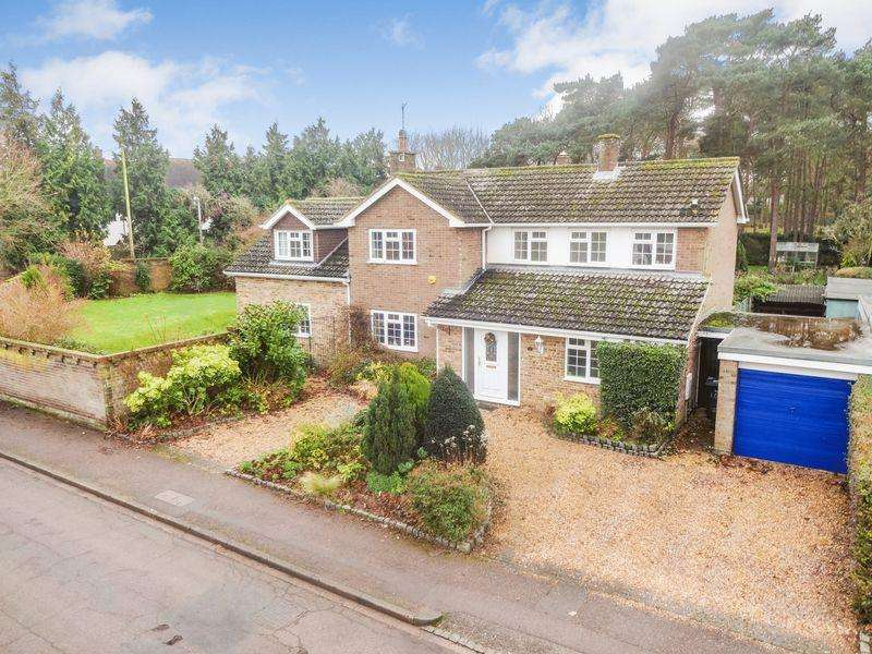 5 Bedrooms Detached House for sale in Fir Tree Road, Silsoe
