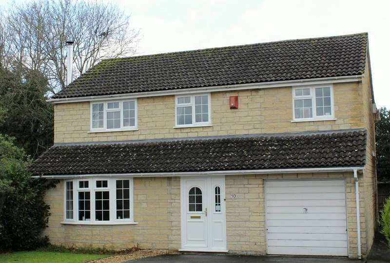 5 Bedrooms Detached House for sale in Hobhouse Close, Bradford On Avon