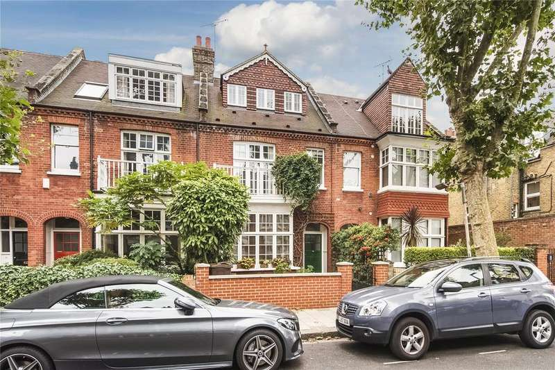 5 Bedrooms Terraced House for sale in Thornton Avenue, Chiswick, London