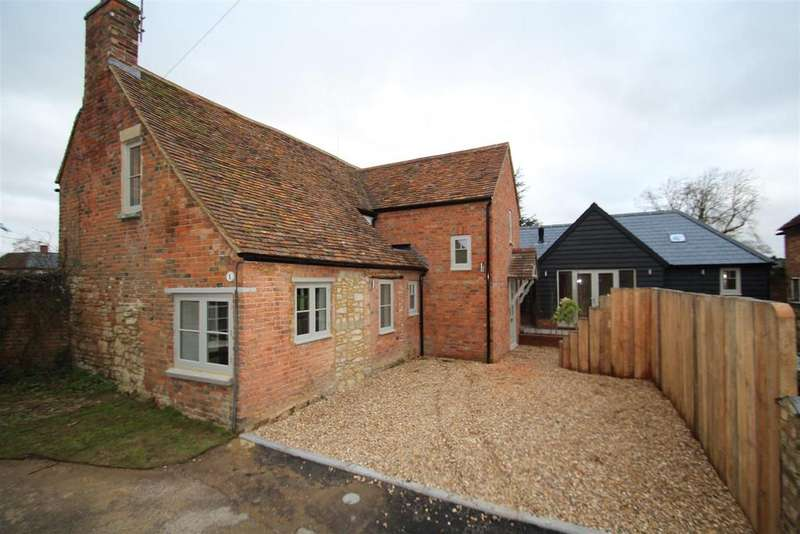 4 Bedrooms Detached House for sale in Church Lane, Great Horwood, Milton Keynes
