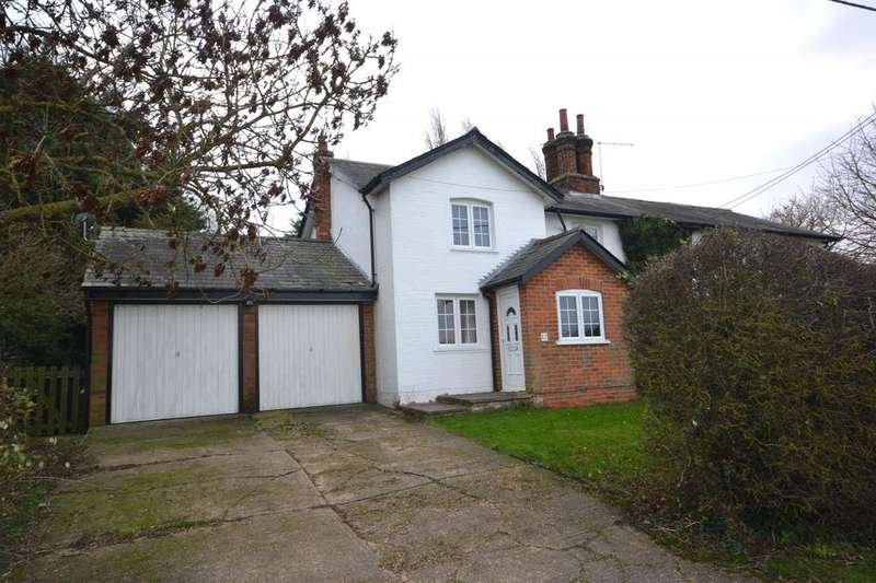 4 Bedrooms Semi Detached House for rent in Stonehill Road, Roxwell, Chelmsford, Essex, CM1