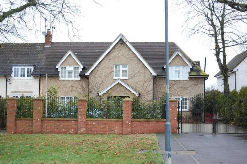 4 Bedrooms Semi Detached House for sale in Park Lane, Old Knebworth, KNEBWORTH, Hertfordshire