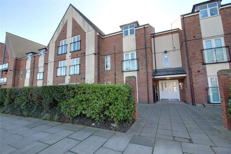 2 Bedrooms Flat for sale in Underwood Court, Acklam