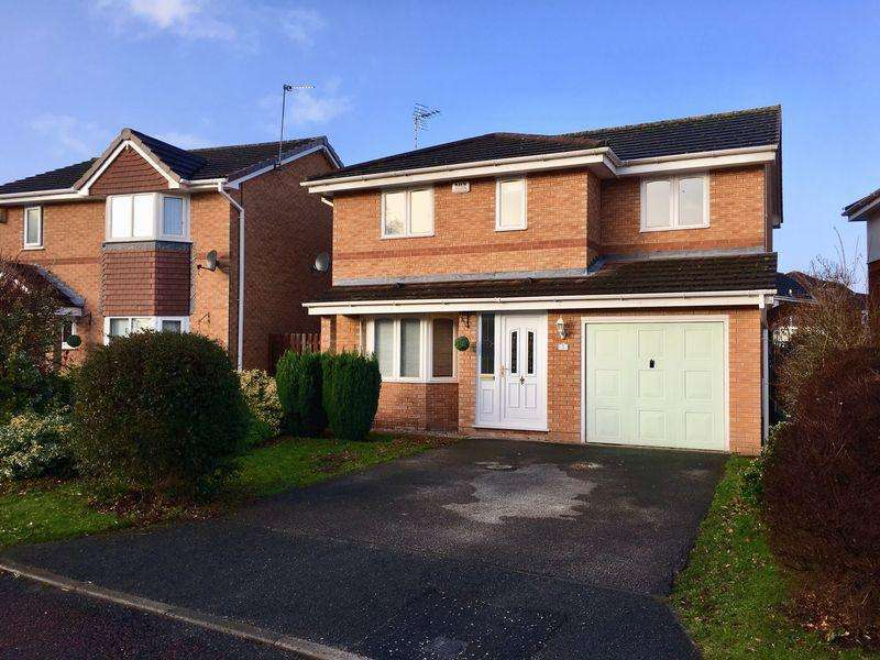 4 Bedrooms Detached House for sale in Spunhill Avenue, Great Sutton