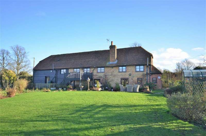 4 Bedrooms Cottage House for sale in Itchel Lane, Crondall, Farnham