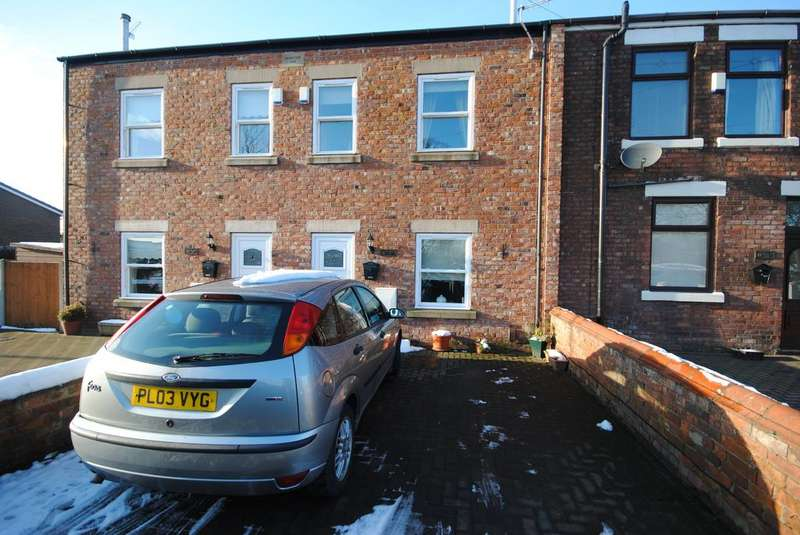 3 Bedrooms Semi Detached House for rent in 16 Shevington Lane, Shevington, Wigan, WN6 8BQ