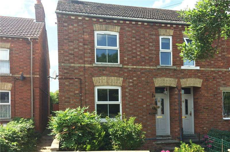 3 Bedrooms Semi Detached House for rent in London Road, Bozeat, Wellingborough, Northamptonshire