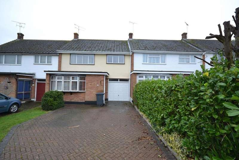 4 Bedrooms Terraced House for sale in The Coverts, Writtle, Chelmsford, Essex, CM1