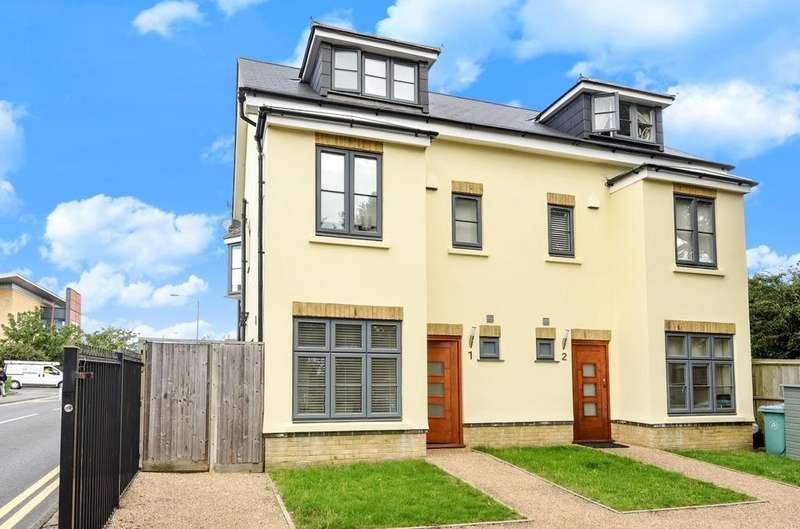 4 Bedrooms Semi Detached House for sale in Willow Walk Orpington BR6