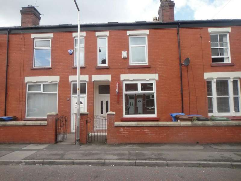 4 Bedrooms Terraced House for rent in Ladysmith Street, Shaw Heath