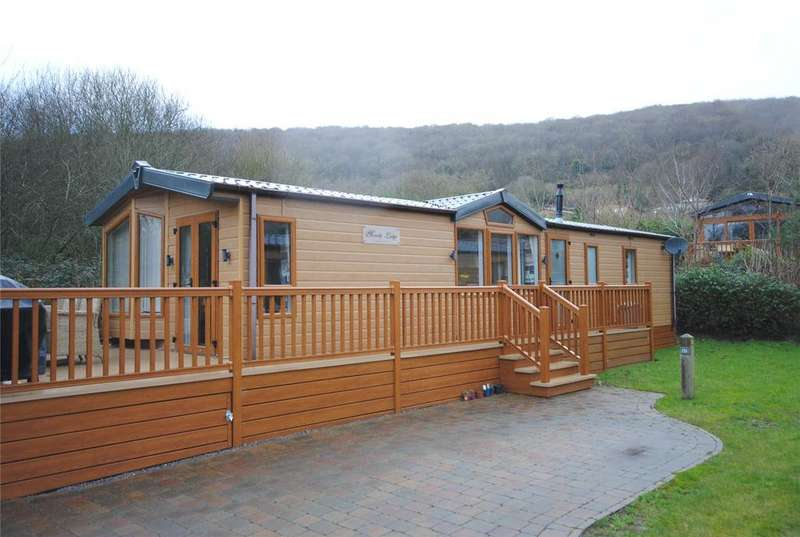 3 Bedrooms Mobile Home for sale in Edford Meadow, Cheddar Woods Resort Spa, Axbridge Road, Cheddar, BS27
