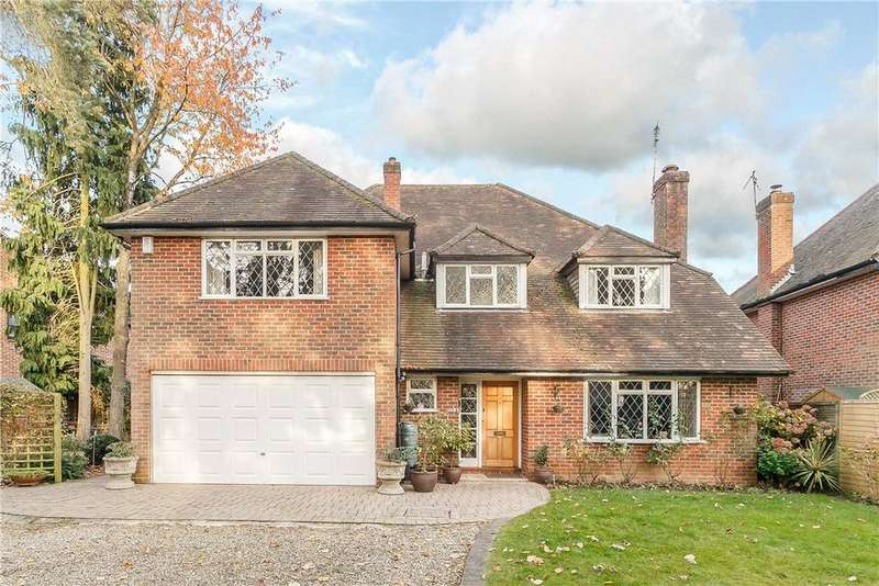 5 Bedrooms Detached House for sale in St. Andrews Road, Henley-on-Thames, Oxfordshire, RG9