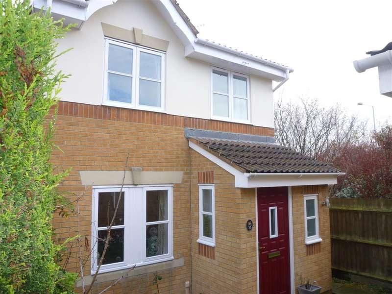 3 Bedrooms Detached House for sale in Trowbridge