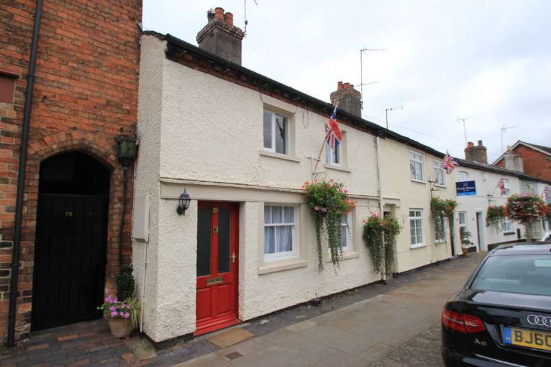 3 Bedrooms Terraced House for rent in High Street, , Eccleshall, Staffordshire ST21