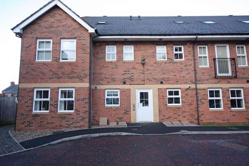 2 Bedrooms Apartment Flat for sale in Sandringham Court, Chester-le-Street DH3 3SQ