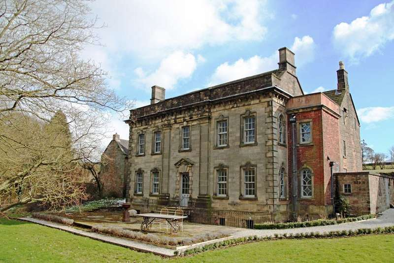 10 Bedrooms Detached House for sale in Lea Hall, Lea, Near Matlock, Derbyshire DE4
