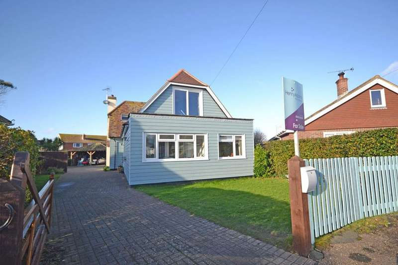 4 Bedrooms Detached House for sale in The Close, Selsey, PO20