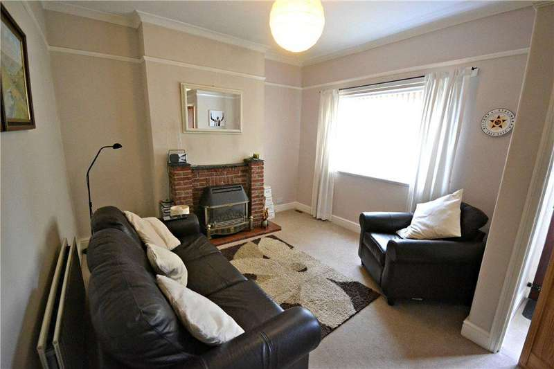 2 Bedrooms Terraced House for sale in Frankfield Place, Great Ayton, North Yorkshire